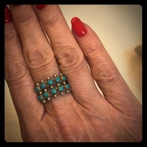 Vintage Native American ring 💕💕💕